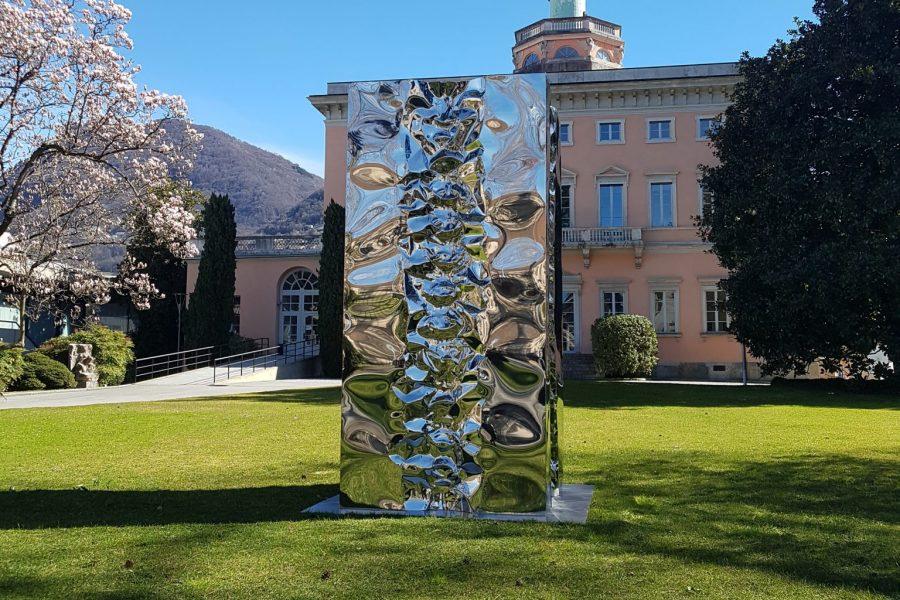 HELIDON XHIXHA | Lugano: Riflessi di Luce