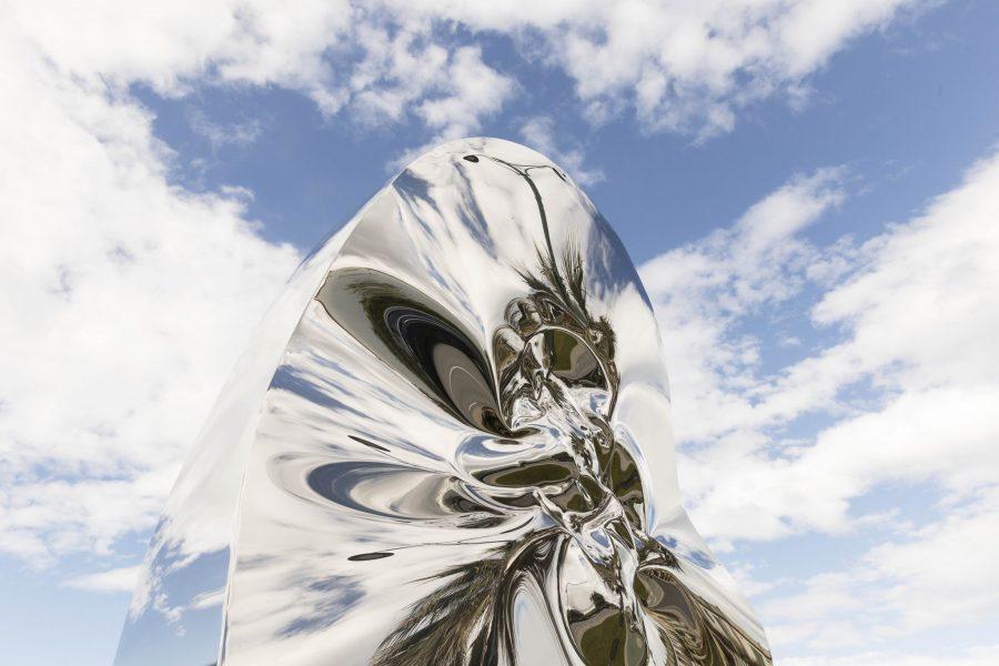 HELIDON XHIXHA | STEEL AND STONE. The Energy of Matter